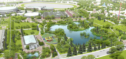 Hastings Park concept