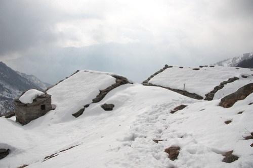 Alpe La Paglia inferiore