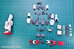 MG 1-100 Gundam HeavyArms EW Unboxing OOTB Review (38)