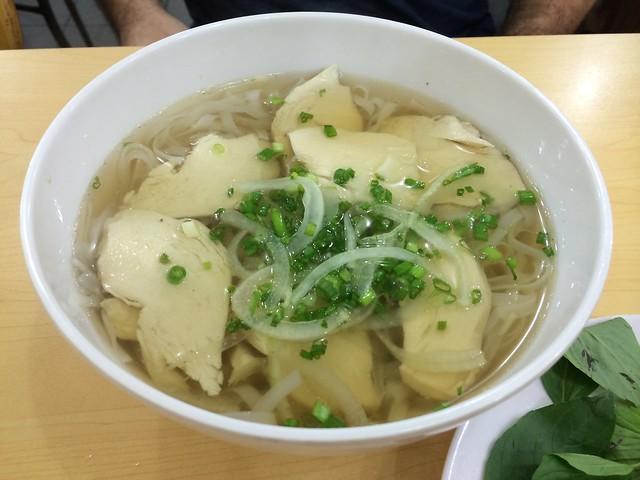 Chicken noodle soup - Pho 2000