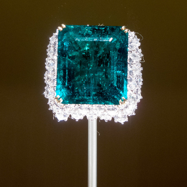 Emerald, Smithsonian National Museum of Natural History.