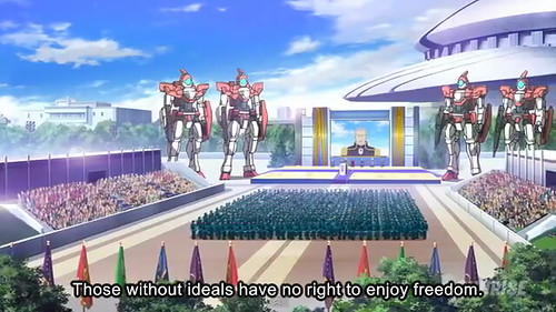 Gundam AGE Episode 19 Asemu Sets Off Screenshots Youtube Gundam PH (1)