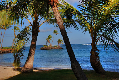 Wai'alae Beach Park, Oahu, Hawaii, USA