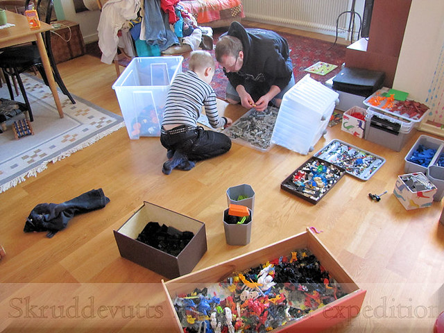 Legobyggandet