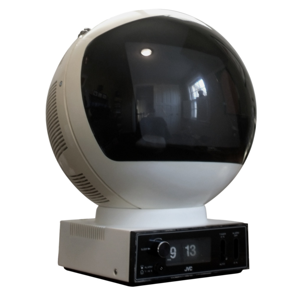 JVC Videosphere, 1974 - Bryce Hudson's Space Age Electronics Collection ;-)