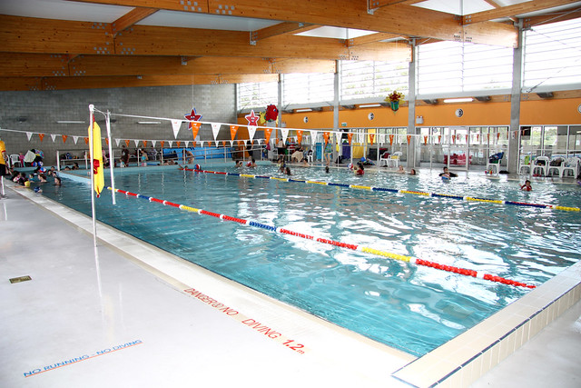 Mount Gravatt East Aquatic Centre - indoor pool