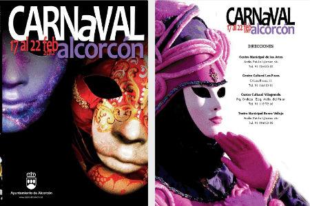 Programa Carnaval 2012 Alcorcón
