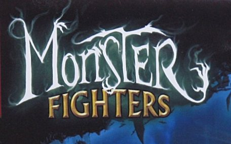 LEGO Monster Fighters logo beta