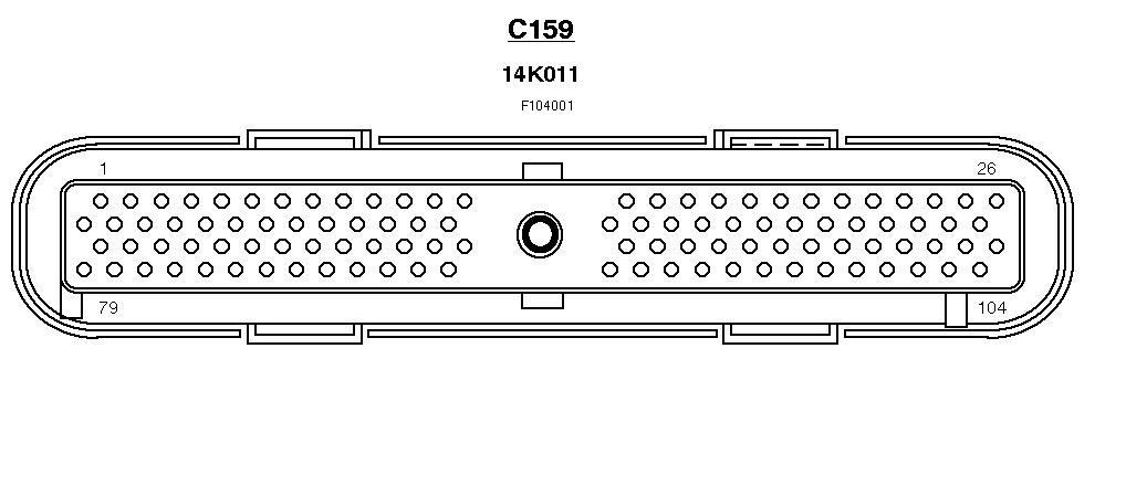 ford puma ecu wiring diagram relb 2s40 n pumapeople essig pin help 2012 explorer