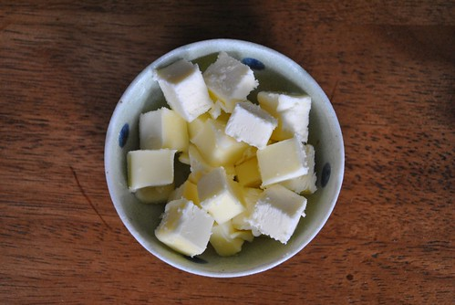 Cold Cubes of Butter
