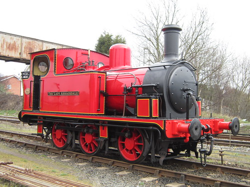 IMG_2326 - Hunslet 686 The Lady Armaghdale