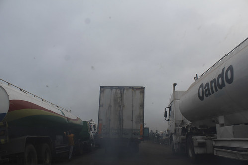 Lagos / Ibadan Expressway An Explosive Situation by Jujufilms
