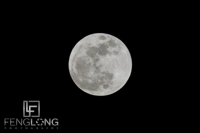 Super Moon May 5th, 2012 - 5/5/12
