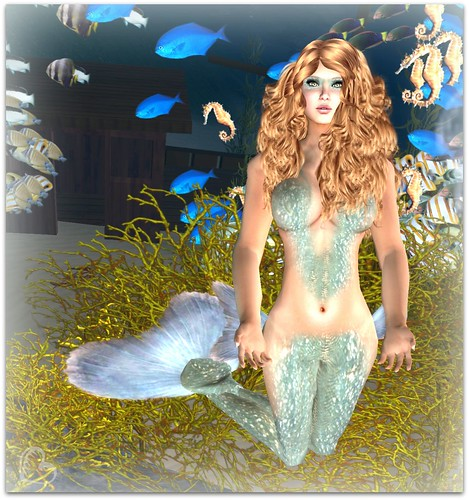Taliesins Tails & Ravenwear Folklore Hunt Mermaid