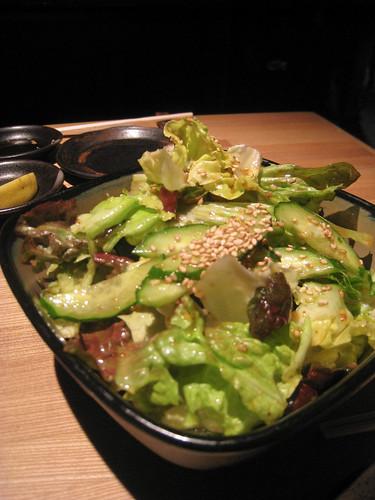 yazawa salad