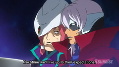 Gundam AGE 2 Episode 23 The Suspicious Colony Youtube Gundam PH (70)