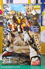 MG 1-100 Gundam HeavyArms EW Unboxing OOTB Review (1)