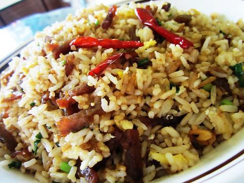 STP's bak kua fried rice 2