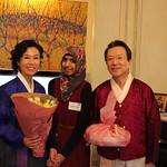 Kpop Academy at the Ambassador's Residence