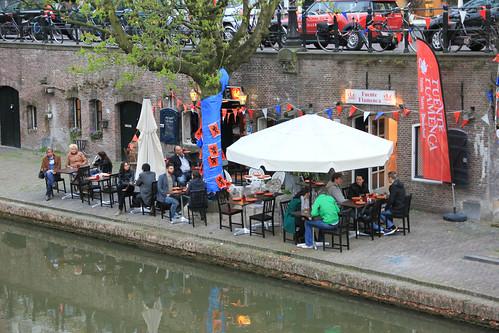 Restaurant, Canal
