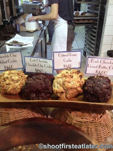 Levain's cookies