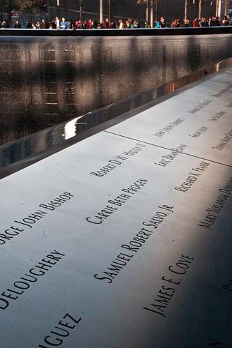 9/11 Memorial - South Pool