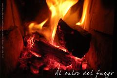 Al calor del fuego