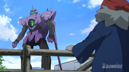 Gundam AGE Episode 17  Friendship and Love and Mobile Suits Youtube Gundam PH (4)
