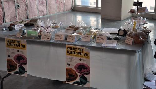 Calgary Bake Sale 023