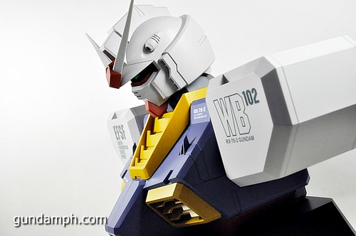 MSG RX-78-2 Bust Type Display Case (Mobile Suit Gundam) (38)