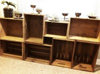 Vintage Wood Crate Storage   Flickr - Photo Sharing!