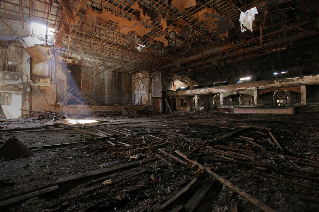 Harlem Renaissance Ballroom Dance Floor