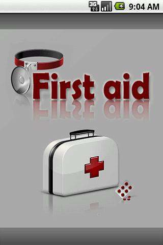 8. First Aid