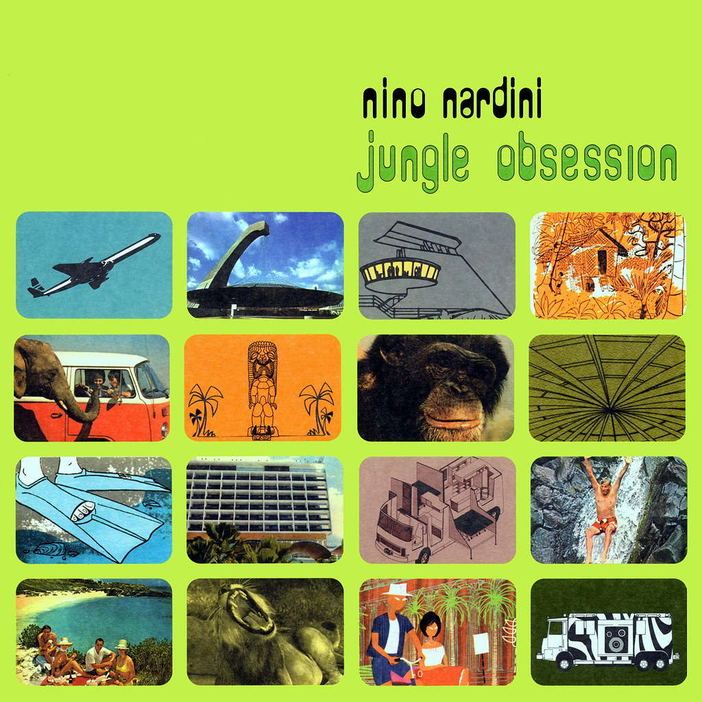 Nino Nardini - Jungle Obsession