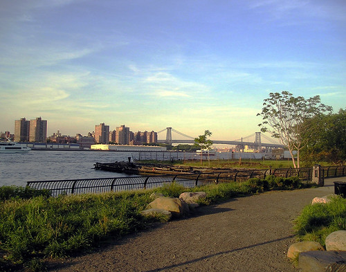 Brooklyn Bridge Park III