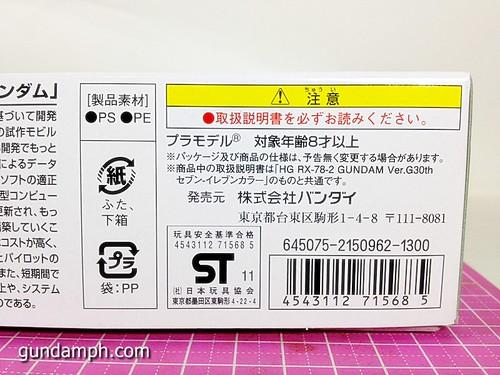 HG 144 2011 7 Eleven RX-78-2 Ver G30th (7)