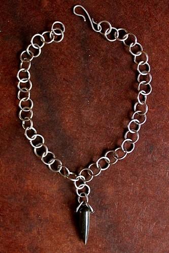 steel & black goldstone by denise carbonell