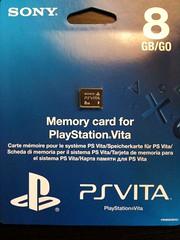 PS Vita - memory card