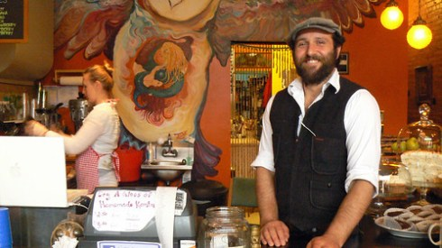 Owl Sprit Cafe, favorite eats