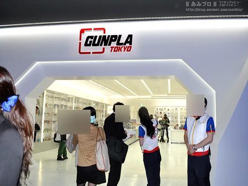 Gunpla Tokyo Gundam Museum Diver City (3)