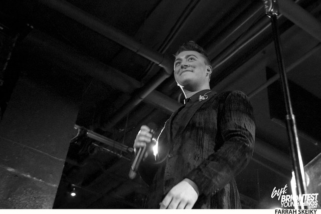 Sam Smith U Street Music Hall Brightest Young Things Farrah Skeiky 09