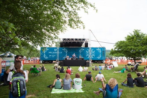 Boxcar Stage