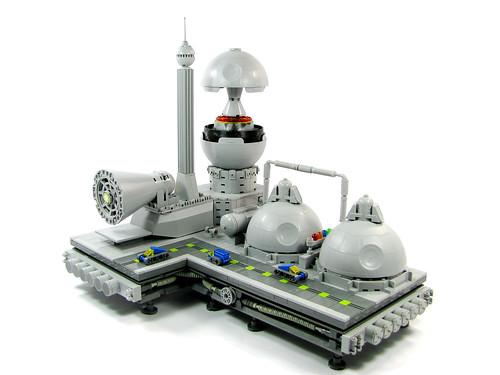 Atmospheric Terraforming Factory