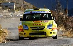 Suzuki Ignis JWRC - Montecarlo 2005