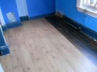 Painting Laminate Floors - Wood Floors