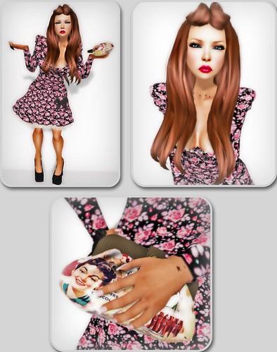 sis - tea time bag-wow skin-miss c hair-retro dress