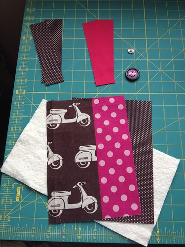 Snap Pouch Tutorial Materials