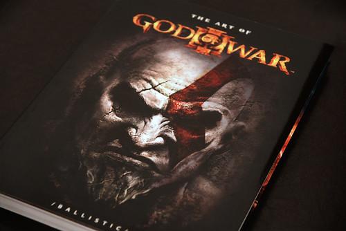 The Art of Gof od War III