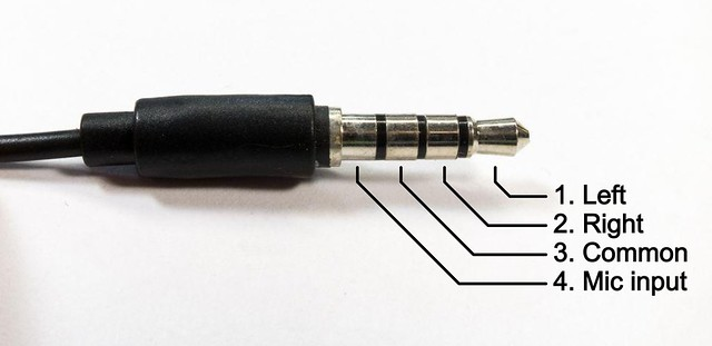 microphone cable wiring diagram 1999 s10 radio iphone headset connector pinout | flickr - photo sharing!