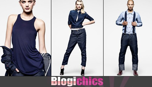 G Star Raw: Moda Urbana Europea